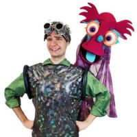 Madcap Puppets - The Great Space Caper