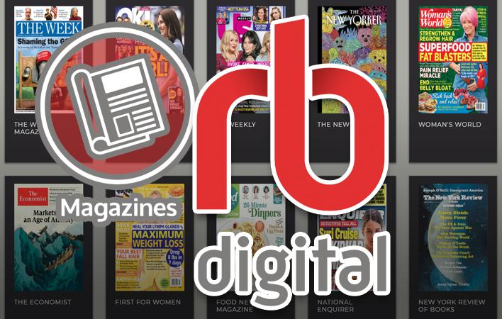 Magazines on RBdigital