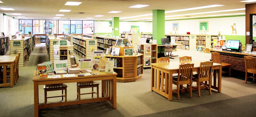 OCPL Children's Section