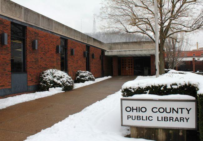 Ohio County Public Library, 52-16th Street, Wheeling, West Virginia.