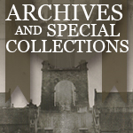 Archives And Special Collections Button